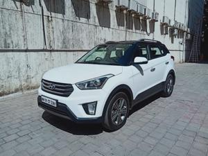 Hyundai Creta 1.6 SX Plus Petrol (2017) in Thane