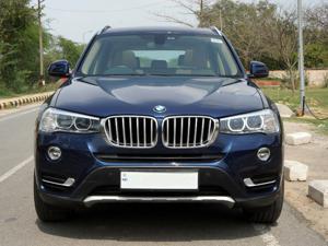 BMW X3 xDrive 20d Expedition (2015)