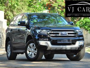 Ford Endeavour Trend 2.2 4x2 AT (2016)