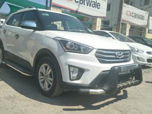 Hyundai Creta SX+ 1.6 CRDI VGT (2016)