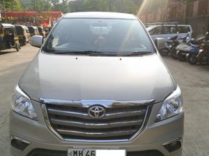 Toyota Innova 2.5 VX 7 STR (2014) in Thane