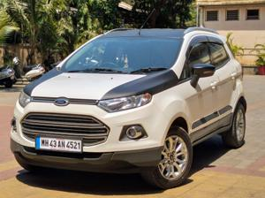 Ford EcoSport 1.0 Eco Boost Titanium (MT) Petrol (2013)