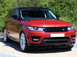Land Rover Range Rover Sport 3.0L Diesel SDV6 HSE (2015)