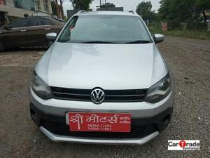 Volkswagen Cross Polo 1.5 TDI (2014)