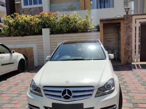Mercedes Benz C Class 250 CDI Avantgarde (2012) in Sehore