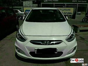 Hyundai Verna Fluidic 1.6 CRDI SX Opt (2013) in Ujjain