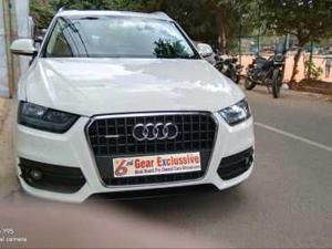 Audi Q3 2.0 TDI Quattro Base (2014) in Bangalore