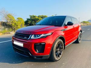 Land Rover Range Rover Evoque Pure (2016)