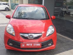 Honda Brio V MT (2012)