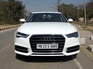 Audi A6 35 TDI Matrix (2018) in Udaipur