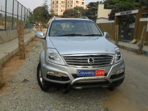 Ssangyong Rexton RX7 AT (2013) in Bangalore