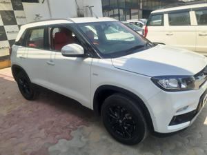 Maruti Suzuki Vitara Brezza ZDi+ AGS (2019) in Sawai Madhopur