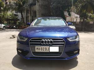 Audi A4 2.0 TDI Multitronic Premium (2014) in Thane