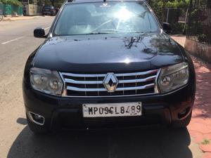 Renault Duster RxL Diesel 85PS (2012) in Raisen