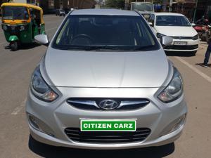 Hyundai Verna 1.6 VTVT EX (2013) in Bangalore