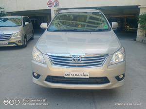Toyota Innova 2.5 V 7 STR (2012) in Pune