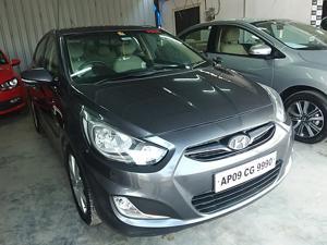 Hyundai Verna Fluidic 1.6 VTVT SX (2011) in Hyderabad