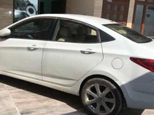 Hyundai Verna Fluidic 1.6 CRDI SX (2011) in Mohali