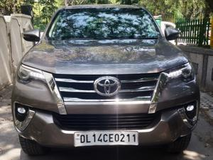 Toyota Fortuner 2.8 4x2 AT (2018) in New Delhi
