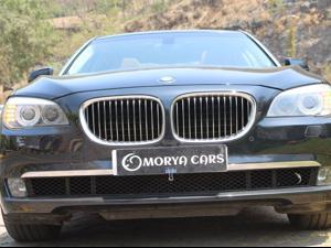 BMW 7 Series 740Li Sedan (2011)