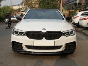 BMW 5 Series 530i M Sport (2019)