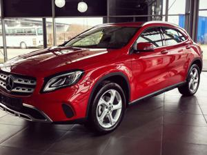 Mercedes Benz GLA Class 220 d 4MATIC (2018) in Chandigarh