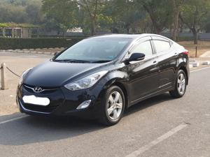 Hyundai Neo Fluidic Elantra 1.6 SX AT CRDi (2014) in Ghaziabad