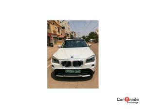 BMW X1 sDrive20d xLine (2013)