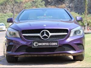 Mercedes Benz CLA Class 200 CDI Sport (2016) in Mumbai