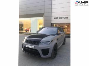Land Rover Range Rover Sport 5.0L V8 SC Petrol Autobiography (2018)