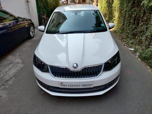 Skoda Rapid Elegance 1.6 MPI AT (2017) in Mumbai