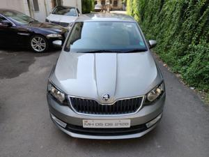 Skoda Rapid Ambition 1.5 TDI AT (2018) in Mumbai
