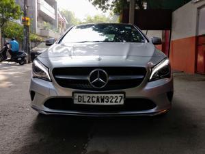 Mercedes Benz CLA Class 200 Petrol Sport (CBU) (2017)