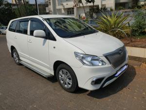 Toyota Innova 2.5 G (Diesel) 7 STR Euro4 (2015) in Mumbai