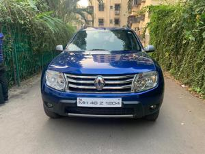 Renault Duster RxZ Diesel 110PS Option Pack with Nav (2014) in Mumbai