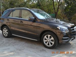 Mercedes Benz GLE 250 d (2016) in East Godavari