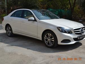 Mercedes Benz E Class E250 CDI Avantgarde (2015) in East Godavari