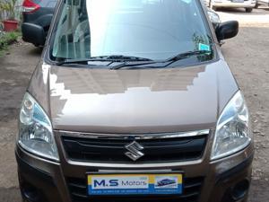 Maruti Suzuki Wagon R 1.0 MC LXI CNG (2017) in Thane