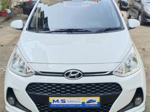 Hyundai Grand i10 Sportz (O) AT 1.2 Kappa VTVT (2017)