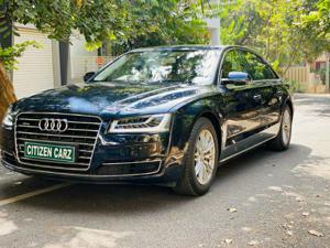 Audi A8 L 50 TDI Plus (2018)