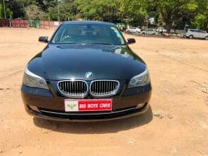 BMW 5 Series 525i Sedan (2009) in Bangalore