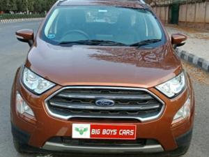 Ford EcoSport Signature Edition Petrol (2018) in Bangalore
