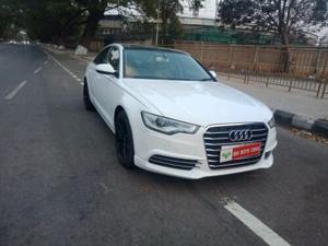 Audi A6 2.0 TDI Premium+ (2014)