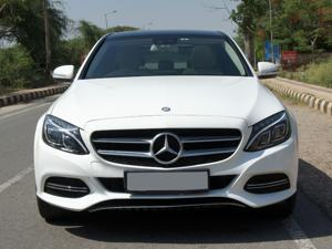 Mercedes Benz C Class 220 CDI Avantgarde (2015) in Udaipur