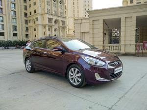 Hyundai Verna Fluidic 1.6 CRDI SX Opt (2012) in Thane