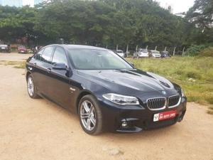 BMW 5 Series 530d Sedan M Sport (2014) in Bangalore