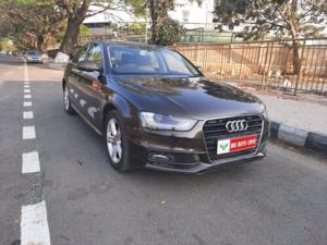 Audi A4 2.0 TDI Premium+ (2014)