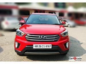Hyundai Creta SX+ 1.6 Petrol Dual VTVT (2015) in Gurgaon