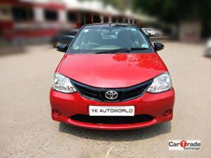 Toyota Etios Liva VX Dual Tone (2016) in Gurgaon