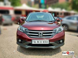Honda CR V 2.4 AT AVN (2014) in Ghaziabad